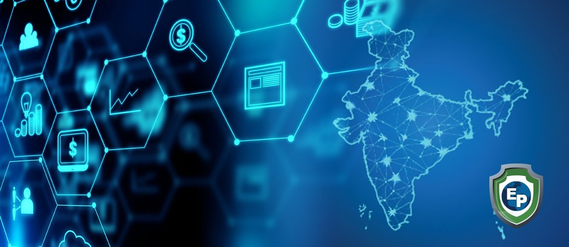 INDIA IS INTERESTED IN BLOCKCHAIN TECHNOLOGY