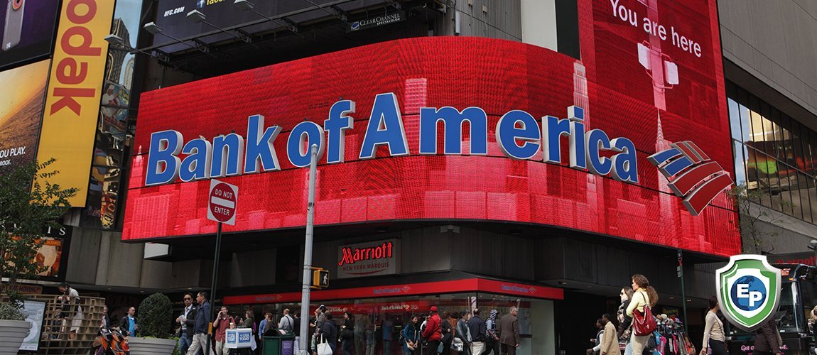 Bank of America Betting Blockchain worth Billions
