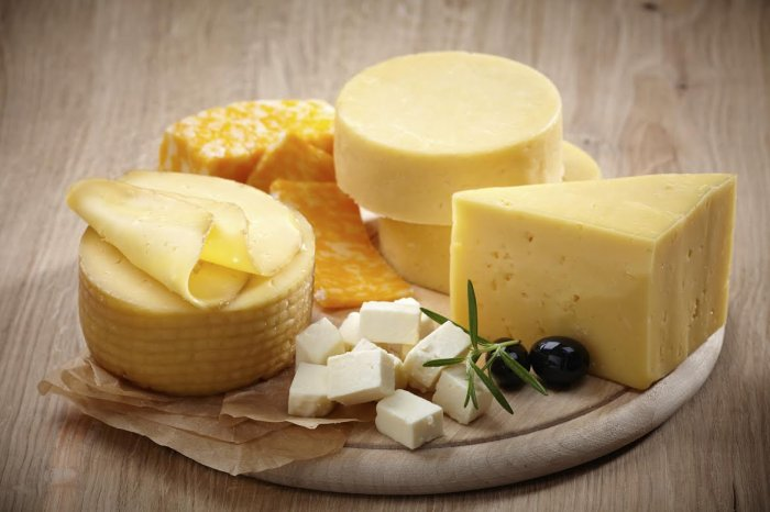 Cheese Exports