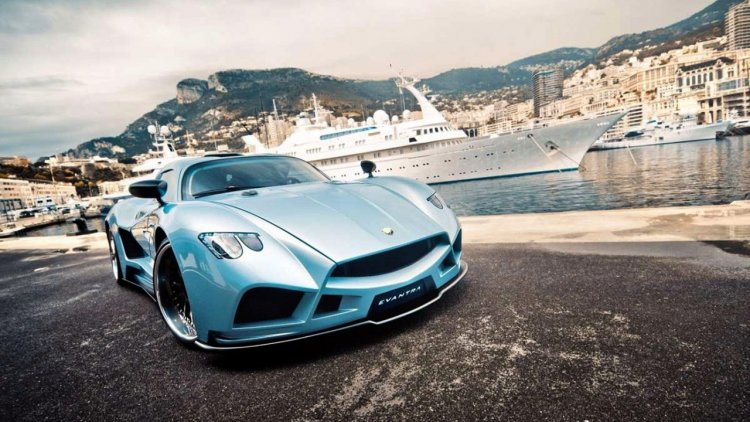 Staggeringly Expensive Cars