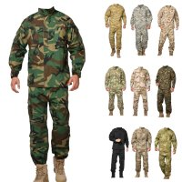 Military Apparel and Footwear