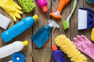 Cleaning and Storage Products