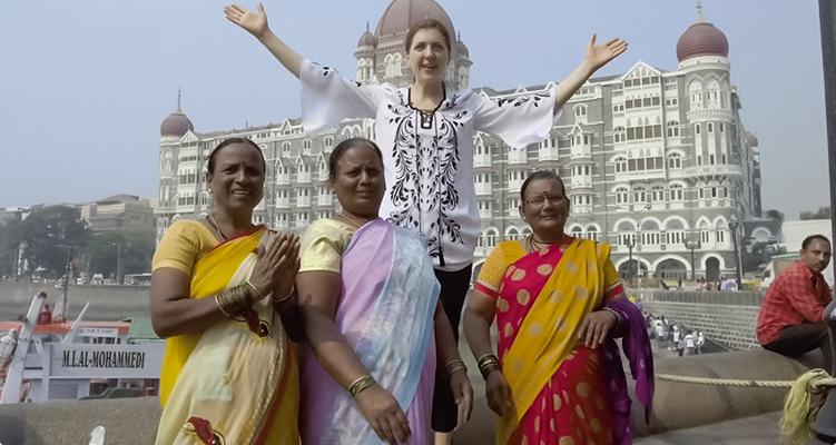 Exportportal besucht World Trade Center, Mumbai Global Economic Summit