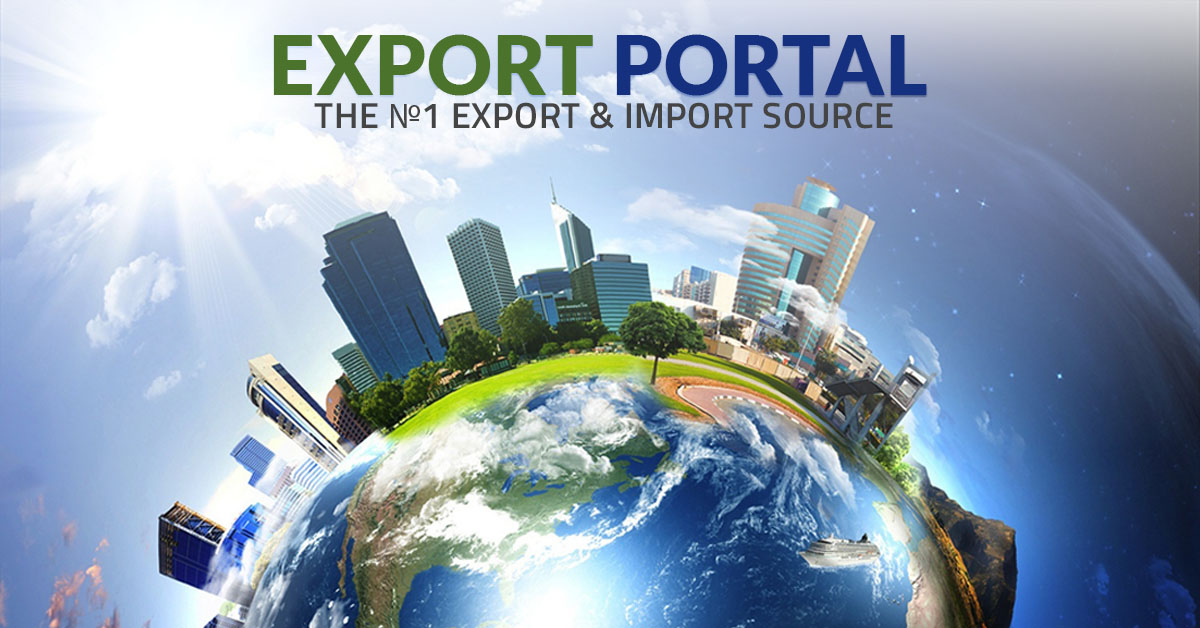 Export Portal - Online Trading Website With Buyer Protection